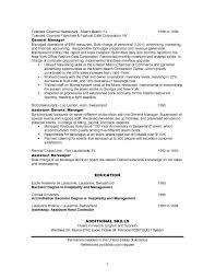 example of restaurant resume restaurant resume sample techtrontechnologies com