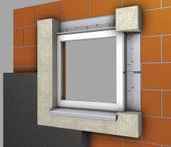 Vorwandmontage System Fenster Und Türelemente In Der Dämmebene