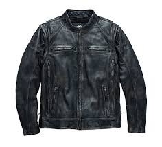harley davidson men s dauntless convertible leather jacket vest