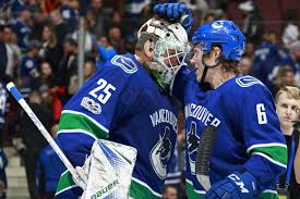 Vancouver Canucks Home Schedule 2019 20 Seating Chart