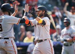 NL West: SF Giants building lead over ...