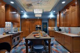 Peacock Kitchen For Color Therapy In Dix Hills New York Good Ideas