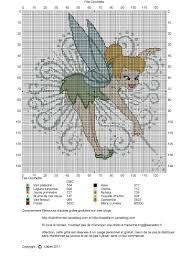 Free Disney Cross Stitch Charts Free Tinker Bell Cross Stitch Pattern Disney Cross Stitch