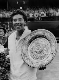 Tennis Legend Althea Gibson Honored With Statue At Arthur Ashe Stadium