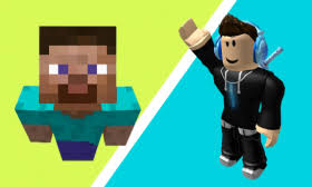 How To Make Stuff On Roblox Minecraft Vs Roblox How These Games Stack Up For Kids Common