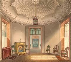 Regency Interior Design Painting Best Decoration