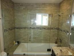 bathtub sliding glass doors bathtub shower sliding glass door
