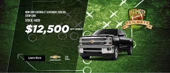 Chevrolet Dealer Serving Des Moines | Deery Chevrolet