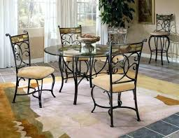 round glass dining sets glass dinner table and chairs delightful round glass dining tables and chairs