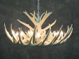 faux antler chandelier inside australia