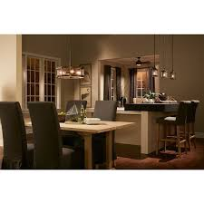 kichler 5 blade ceiling fan with light