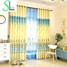 yellow striped curtains blue and kitchen green slow outdoor yellow striped curtains