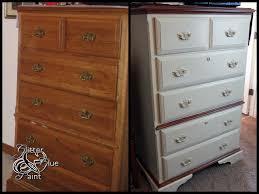brilliant chalk painted furniture before and after golfoo chalk painted bedroom furniture remodel