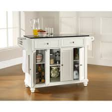 Modern portable kitchen island Space Saving Enhance Your Kitchen With The Best Of Classic Casual Style 251 Firsts Selby Granitetop Kitchen Island Is Beautifully Constructed With Solid Hardwood And Bellacor Kitchen Islands Carts Bellacor