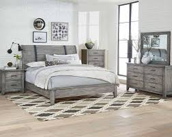 Nelson Grey Bedroom Set | American Freight