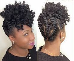 Coiffure Cheveux Crepus Naturels