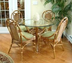 wicker dining room set wicker rattan dining chairs french rattan dining chairs home design ideas wicker
