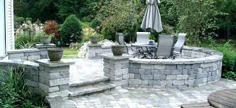 cost of stone backyard stone patio cost backyard stones patio remodeling contractors builders home improvements cost