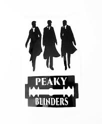 Tons of awesome peaky blinders wallpapers to download for free. By Order Of The Peaky Blinders Vinyl Decal For Car Glass Laptop Wall Bottle Ebay