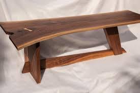 walnut slab coffee table i finished recently aic woodworking