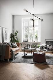 Amazing Industrial Living Room Decoration