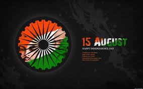 freedom faith ashok chakra happy independence day black wallpapers