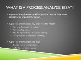 process essay examples topic ten successful process analysis essay topics for college