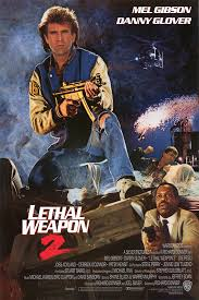 [ LETHAL WEAPON 2 POSTER ]