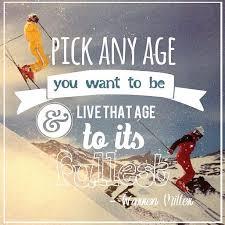 Skiing Quotes Cool Ohio Ski Quotes On QuotesTopics