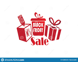 Logo Design Clipart Black Friday Clipart Gifts Discount And Sale Logo Design