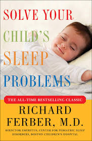 Ferber Sleep Chart Pdf Solve Your Childs Sleep Problems New Revised And