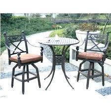 sears patio set balcony height bistro set patio set sears lovable patio furniture high table wonderful