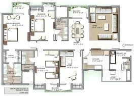 3 bedroom home design plans. 3 Bedroom Duplex House Plans India 4 In Beautiful Home Design