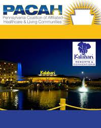 2018 fall conference september 24 27 kalahari resorts conventions pocono manor pa