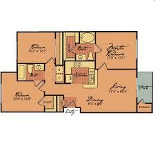 1 Bedroom Apartments San Antonio Tx Style Plans Unique Design