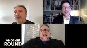 Guillermo del Toro, Mads Mikkelsen, Thomas Vinterberg on Another Round