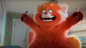 Teen Girl Turns Into a Giant Red Panda ...
