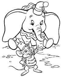 Disegni Da Colorare Dumbo Disney