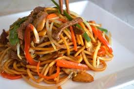 Image result for lo mein