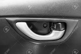 inside car door handle. Car Door Handle Closeup , Inside With Handle. Stock Photo - 67828544 C