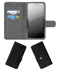 Xolo Q700 Flip Cover by ACM - Black ...