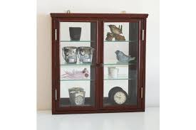 amazing wall mounted display cabinets with glass doors vintage wall cabinet with glass doors and backed
