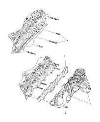 2010 chrysler town country intake manifold diagram i2237007