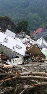 ارتفاع عدد قتلى فيضانات ألمانيا وبلجيكا إلى 170 | أخبار سكاي نيوز عربية