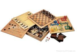 Wooden Multi Game Board Mesmerizing Multi Combined 32 In 32 Travel Wooden Board Game Manufacturer YT32