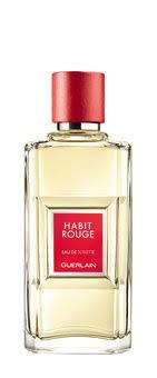 <b>Guerlain Habit</b> Rouge Eau de Toilette – купить по цене 4057 ...