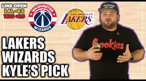 Lakers vs Wizards Prediction | Free NBA Picks | Washington @ Los Angeles  Basketball Bets ATS - YouTube