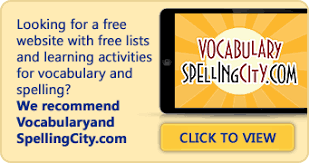 Our grade 1 spelling worksheets contain spelling activities for your first grade students. Spelling Words By Grade Level Elementary And Middle School Spelling Words Time4learning