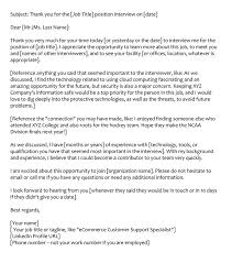 Thank You Letter For Job Reference 28 Best Phone Interview Thank You Letter Email Samples