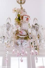 teacup chandelier how to personalize your vintage chandelier designthusiasm com